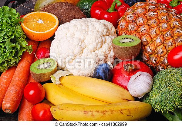fruits & vegetables - csp41362999