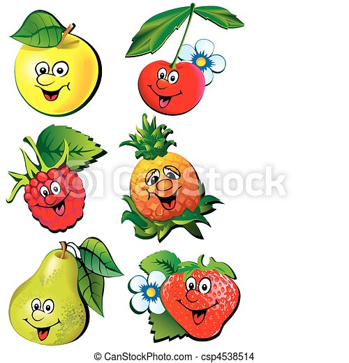 fruits. - csp4538514