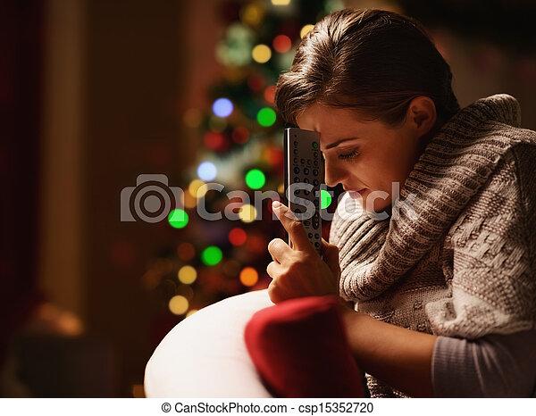 Remote Christmas Tree