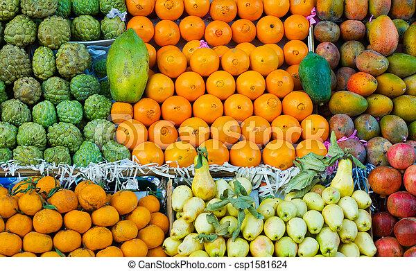 Fruta fresca - csp1581624