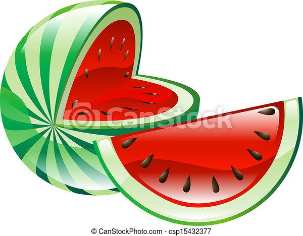 Frutta anguria clipart icona frutta anguria for Clipart frutta