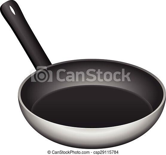 Frying pan - csp29115784