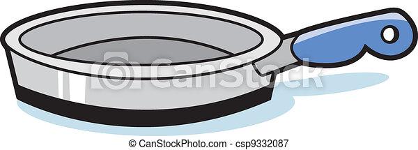 Frying Pan - csp9332087