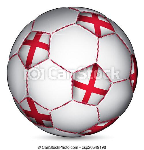 Fussball England Kugel