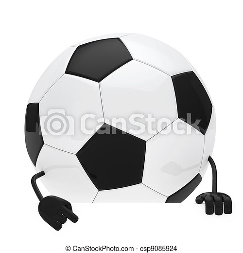 Fussball Figur