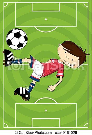 Fussball Fussballspieler Kugel