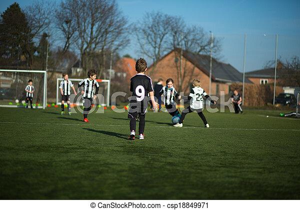 Fussball Kinder