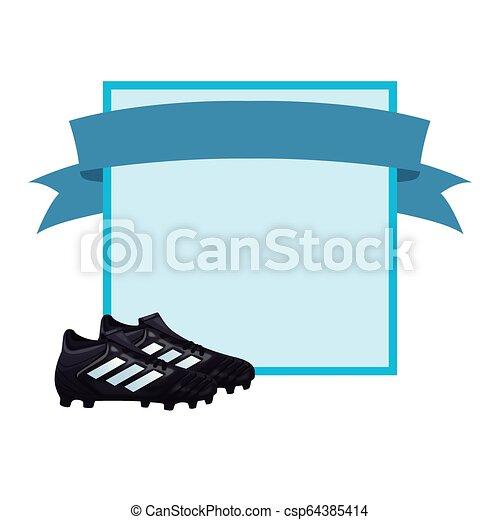 Football-Sport-Cartoon - csp64385414