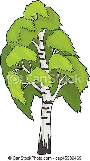 Fucet Strom Dech Briza Graficke Pozadi Neposkvrneny Strom