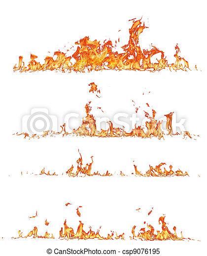 Colección de fuego - csp9076195
