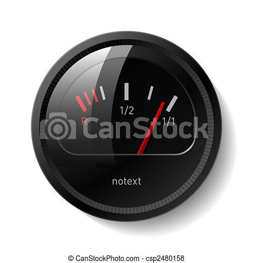 Fuel level - csp2480158