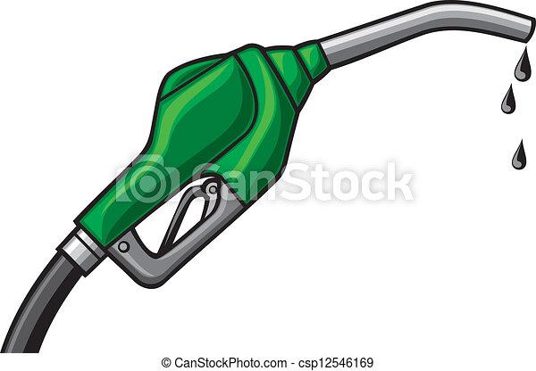 fuel pump vector - csp12546169