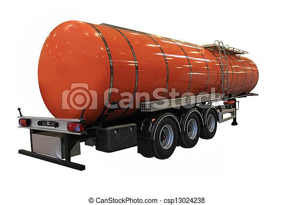Fuel Tanker - csp13024238