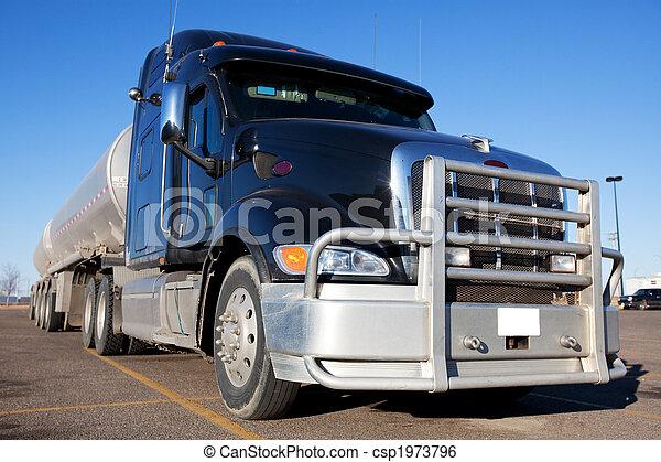 Fuel Truck - csp1973796