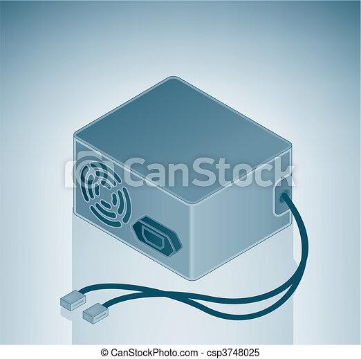 Provision de energía - csp3748025
