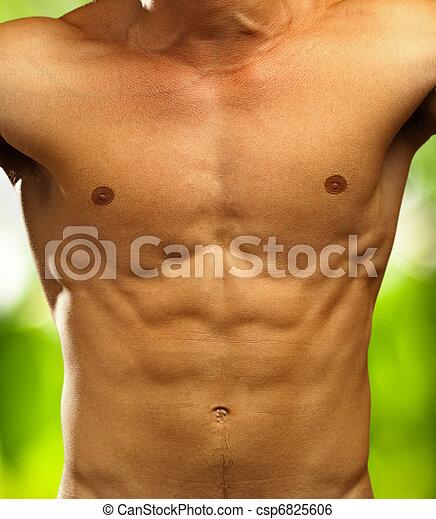 fuerte, torso - csp6825606