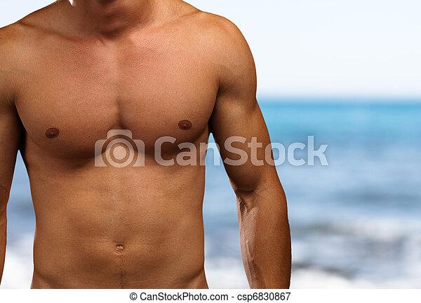 fuerte, torso - csp6830867