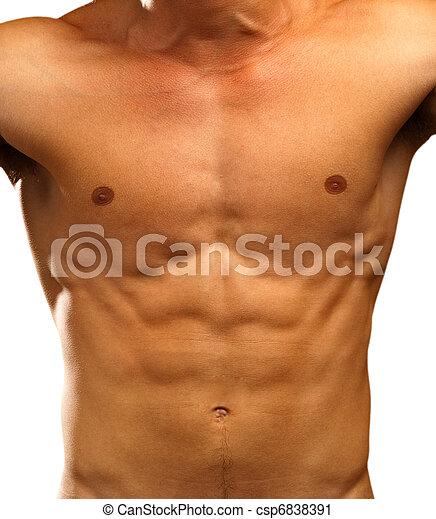 fuerte, torso - csp6838391