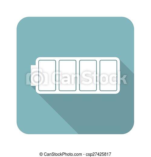 Full battery icon - csp27425817