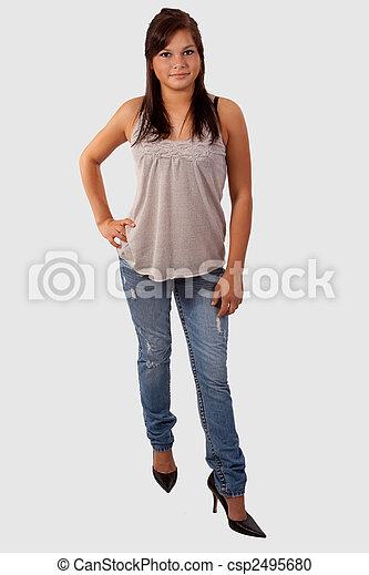 High heels teen pics