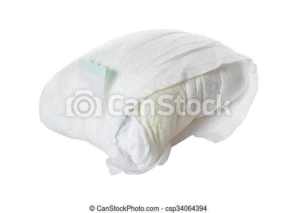 full diaper - csp34064394