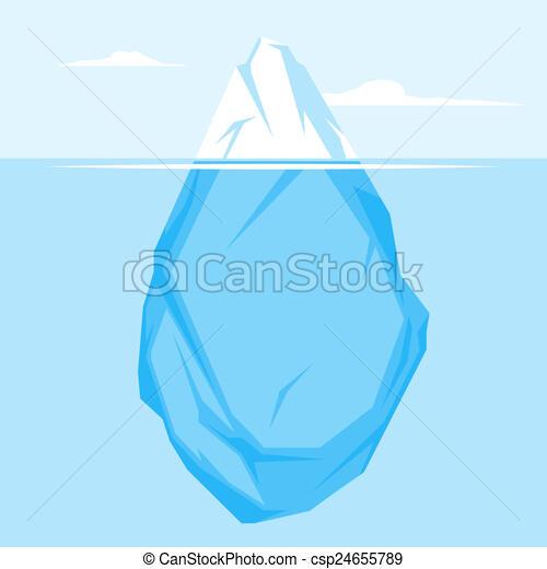 iceberg clip art and stock illustrations 3 509 iceberg eps rh canstockphoto com iceberg clipart free melting iceberg clipart