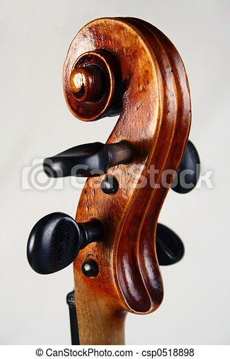 Full violin - csp0518898