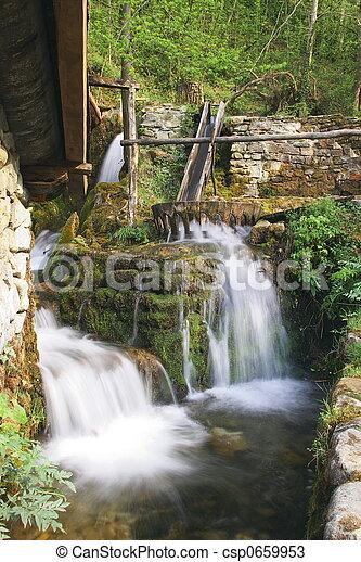 Fulling Mill - csp0659953