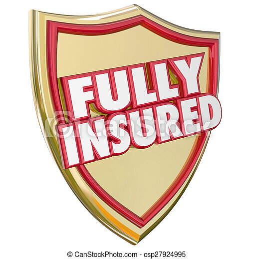Fully Insured Gold Shield Insurance Policy Coverage - csp27924995