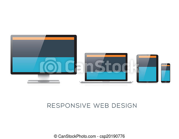 Fully scalable responsive web desig - csp20190776