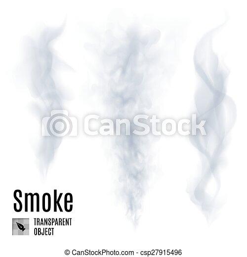 fumaça - csp27915496