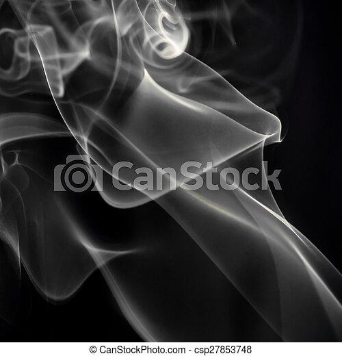fumo, black. - csp27853748