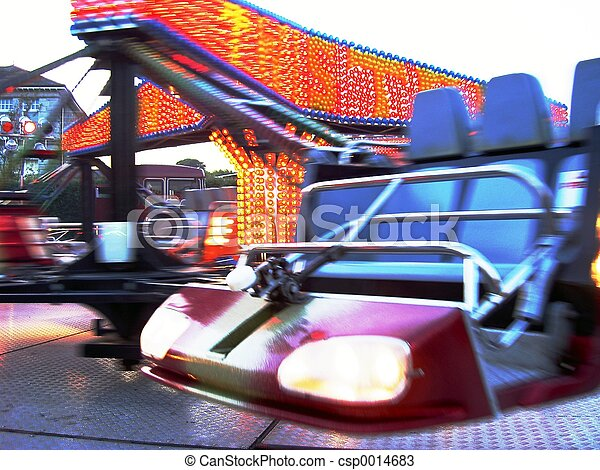 Fun Fair - csp0014683