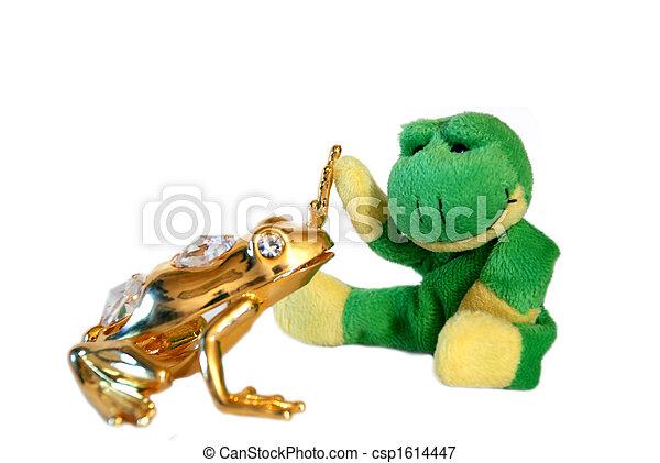 fun frog series - csp1614447