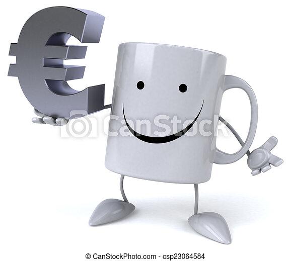 Fun mug - csp23064584