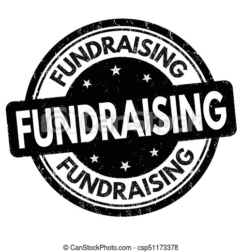 Fundraising Icon Black And White