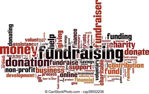 Fundraising.eps - csp38552236