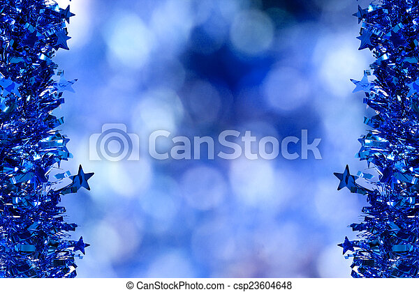 funds with traditional Christmas decoration and Christmas holidays - csp23604648