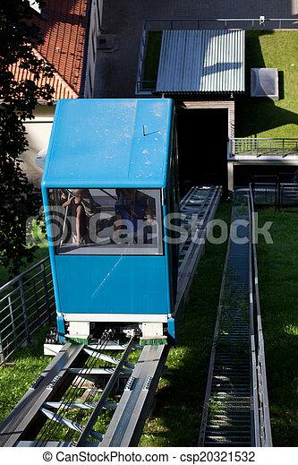 Funicular - csp20321532