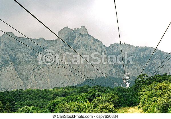 Funicular - csp7620834