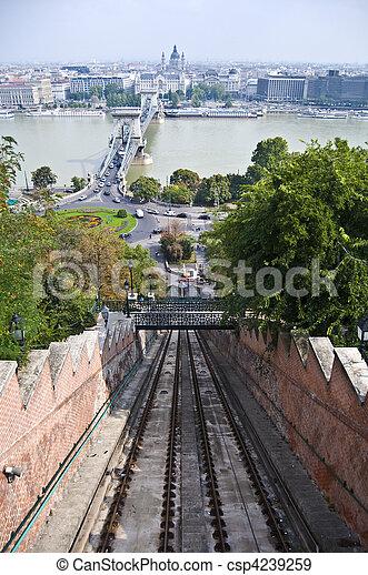 Funicular - csp4239259