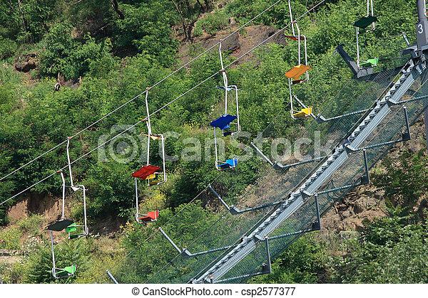 Funicular - csp2577377