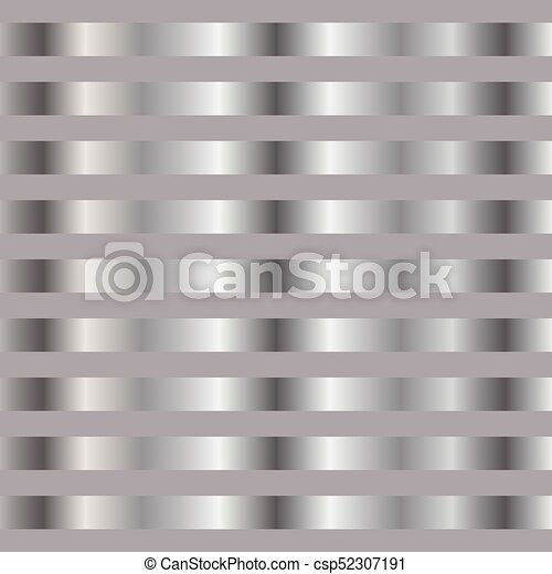 Funky background with silver stripes - csp52307191
