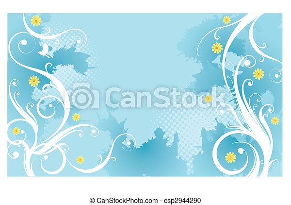 funky pattern background - csp2944290