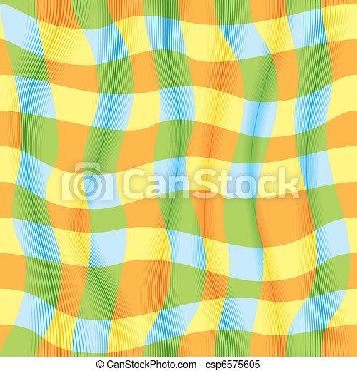Funky pattern - csp6575605