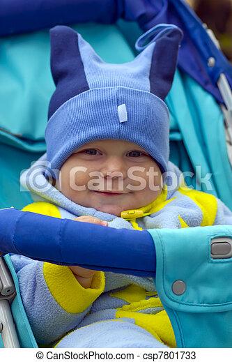 funny baby - csp7801733