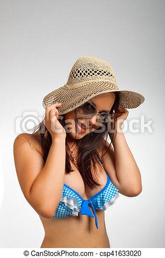 Seems funny bikini model pictures free