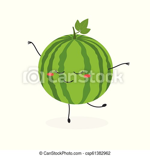 Watermelon Funny Images