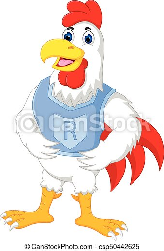 Free Funny Chicken And Chicks Cartoon - Chicken With Chicks Cartoon - Free  Transparent PNG Clipart Images Download