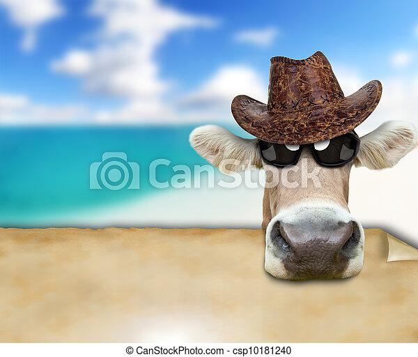 Funny cow - csp10181240